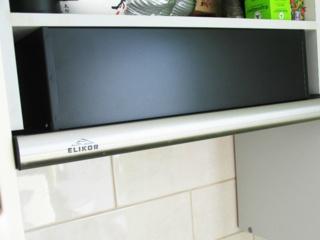 Узкие вытяжки Elikor для кухни — модели шириной 45 см