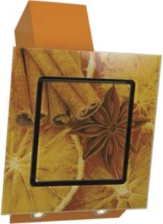 Наклонная вытяжка Эликор Оникс ART-60П-1000-Е4Д с оригинальным дизайном